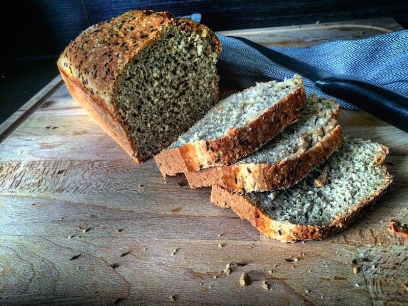 10-Minuten-Brot - Ein Häppchen Liebe