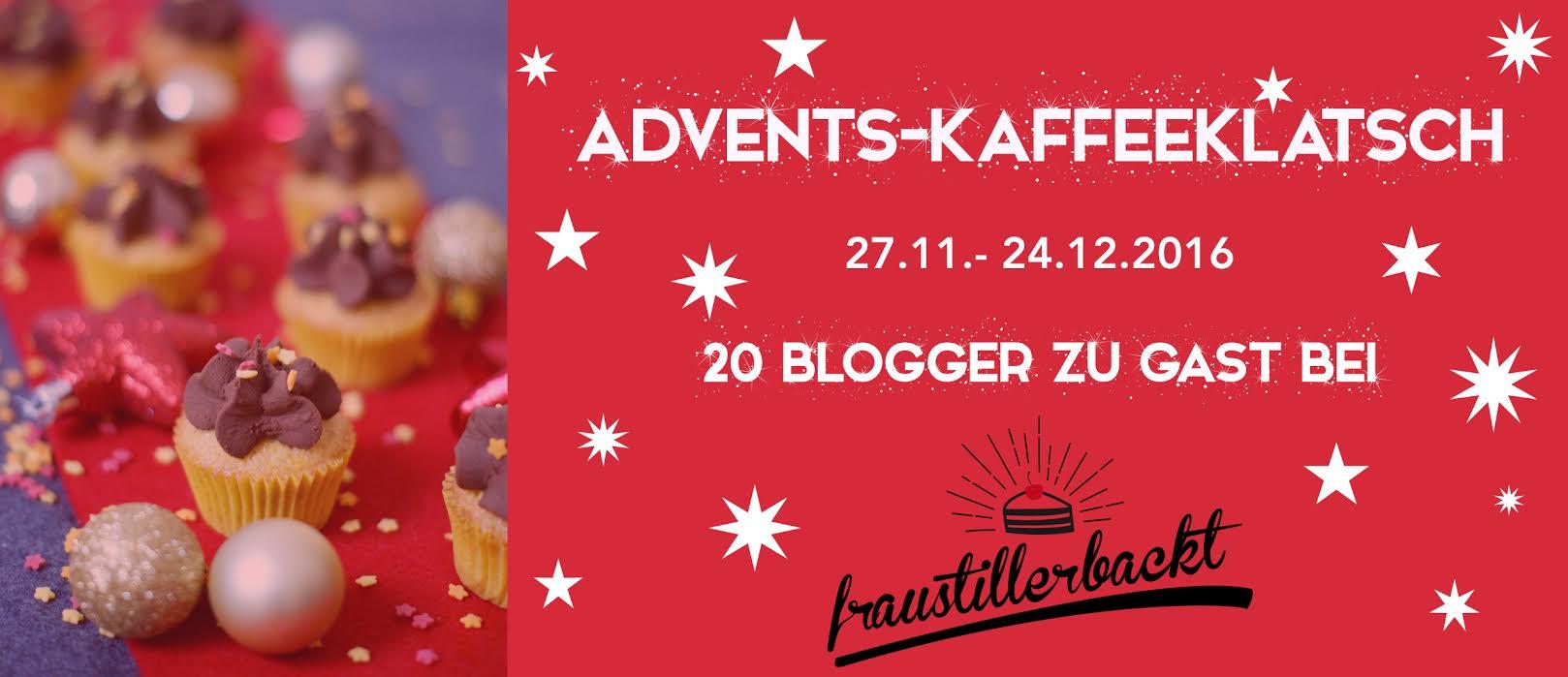 Advents-Kaffeeklatsch - Vanillekipferl-Cheesecake - Ein Häppchen Liebe