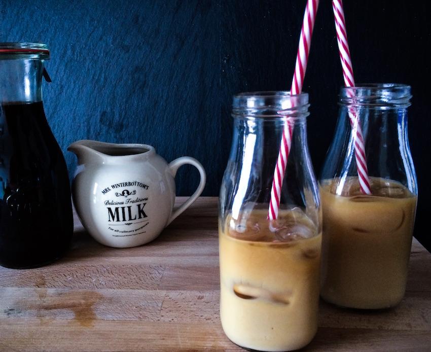 Cold Brew Coffee - Ein Häppchen Liebe