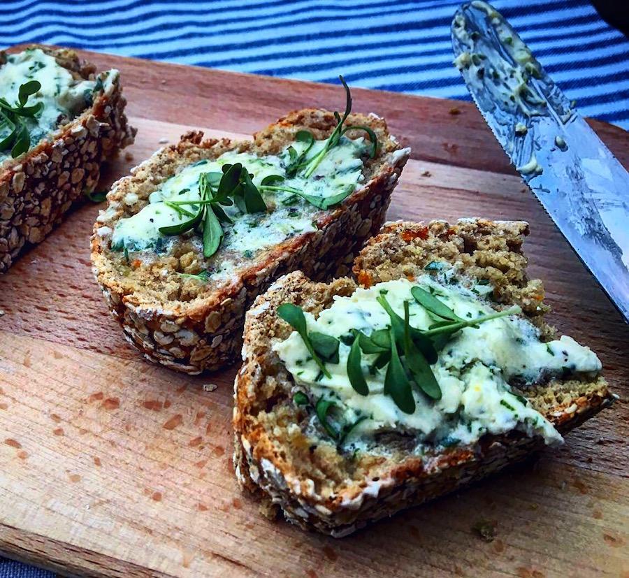 Joghurt-Brot - Ein Häppchen Liebe
