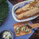 Joghurt-Karotten-Brot - Ein Häppchen Liebe