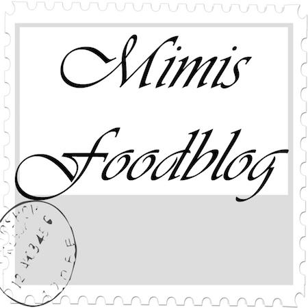 Mandel-Marmorkuchen - Blog-Geburtstag - Mimis Foodblog - Ein Häppchen Liebe