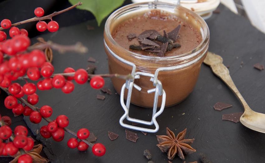Mousse au Chocolat - Ein Häppchen Liebe - Leckerhappen