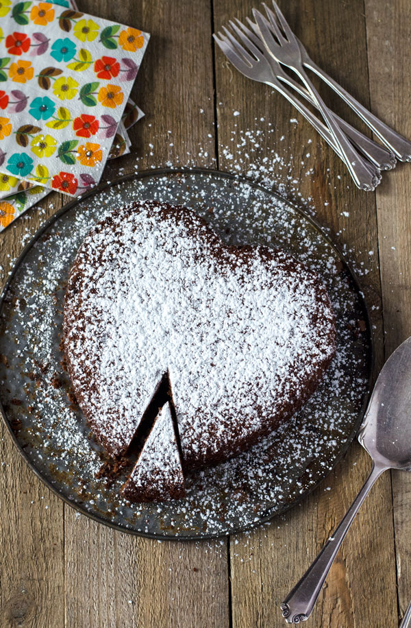 Nutella-Kuchen - Eine Prise Lecker - Blog-Geburtstag - Ein Häppchen Liebe